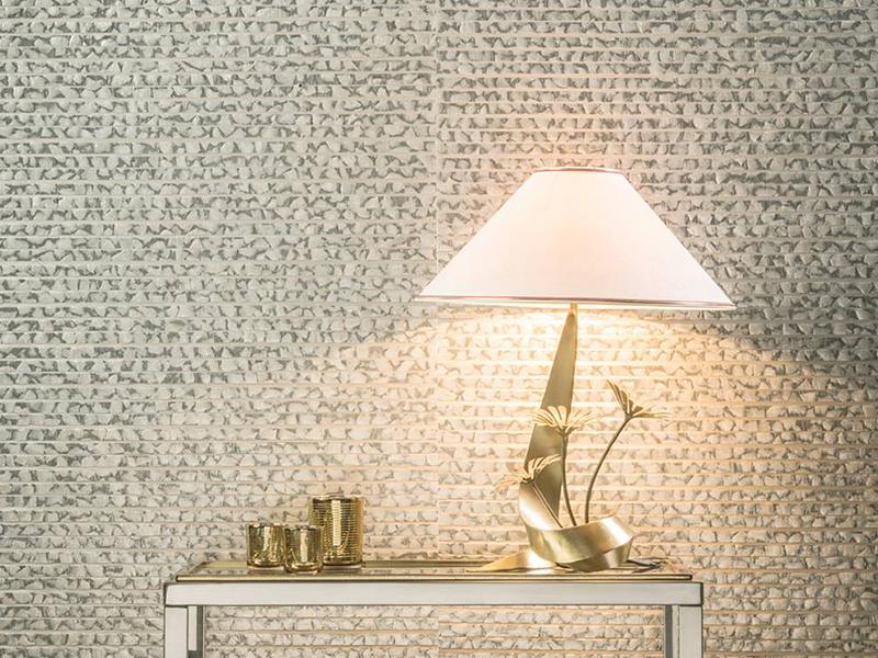 omexco free mica wallpaper glmorous sidewlks feturing